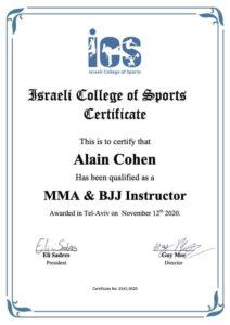 BJJ & MMA Instructor