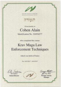 Law Enforcement Instructor